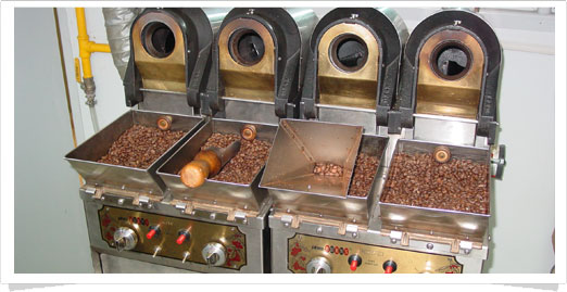 coffee production wallenford jamaica roasting 6